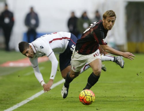 Milan - Bologna: Bất lực và đau đớn - 1