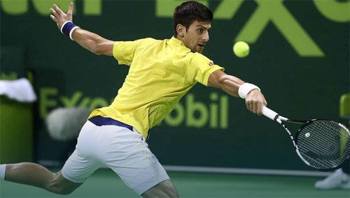 """Djokovic – Verdasco: Uy lực của """"Vua"""" (V2 Qatar Open) - 1"""