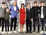 """Bóng đá - Zidane nắm quyền & 1 thế hệ """"gia đình trị"""" ở Real"""