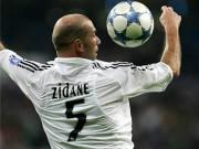 Bóng đá - Zinedine Zidane: Huyền thoại bất diệt của Real Madrid