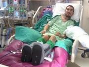 Thể thao - Sốc: Võ sĩ MMA bị cảnh sát đánh tàn phế
