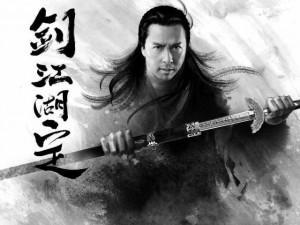 Phim - Nghẹt thở với màn đấu kiếm của Chân Tử Đan