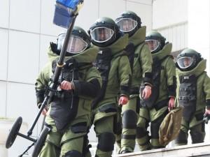 Tin tức trong ngày - Ảnh: 5.200 chiến sĩ diễn tập bảo vệ Đại hội Đảng