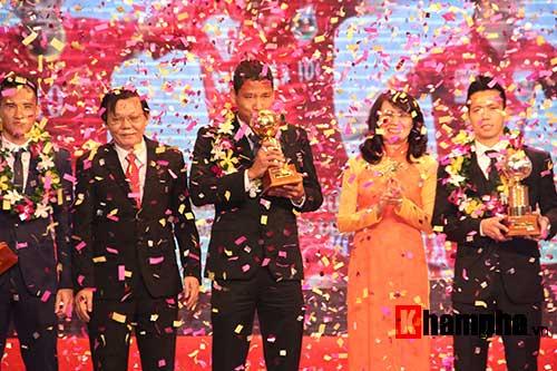 Quả bóng vàng Việt Nam 2015 - 3