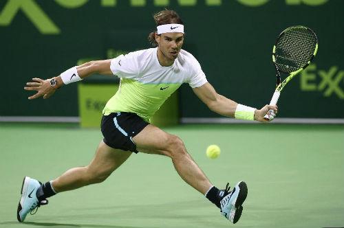 Nadal - Haase: Sức mạnh tuyệt đối (V2 Qatar Open) - 1