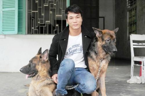 Chàng trai Hà Tĩnh thuê trọ cứu chó mèo bị bỏ rơi ở Huế - 1