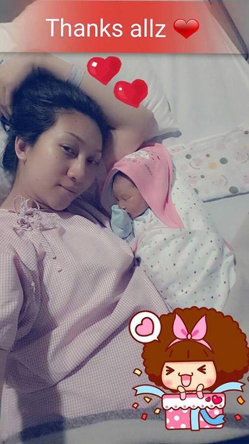 Facebook sao 7/1: Thủy Tiên khoe ảnh sinh nhật con gái - 8
