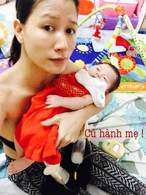 Facebook sao 7/1: Thủy Tiên khoe ảnh sinh nhật con gái - 11