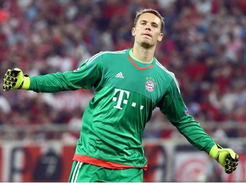 Đội hình tiêu biểu châu Âu lượt đi: Bayern ngang cơ Barca - 2