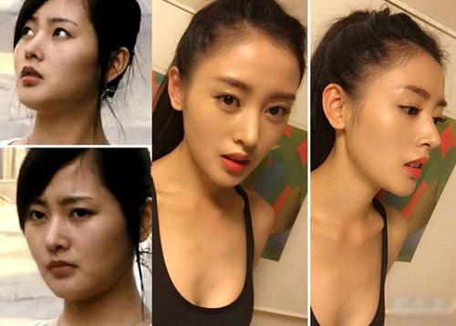 Cô đào phim 'nóng' nhất TQ khẳng định mình đẹp tự nhiên - 3