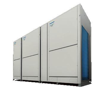 Panasonic VN ra mắt hệ thống máy điều hòa không khí trung tâm FSV-EX - 1