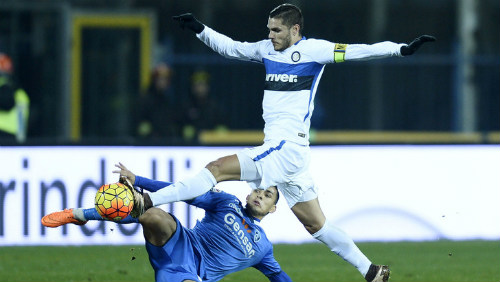 """Tiêu điểm V18 Serie A: Chiến thắng """"buồn tẻ"""" của Inter - 1"""