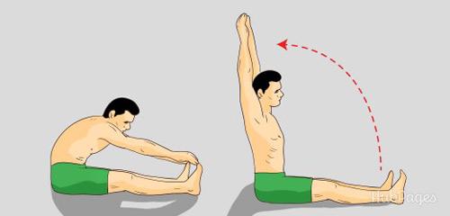 4 bài tập kéo căng cơ thể giúp tăng chiều cao hiệu quả - 1