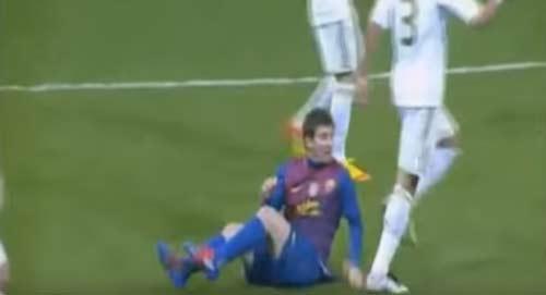 Messi: Nạn nhân của những pha chơi xấu kinh hoàng nhất - 3