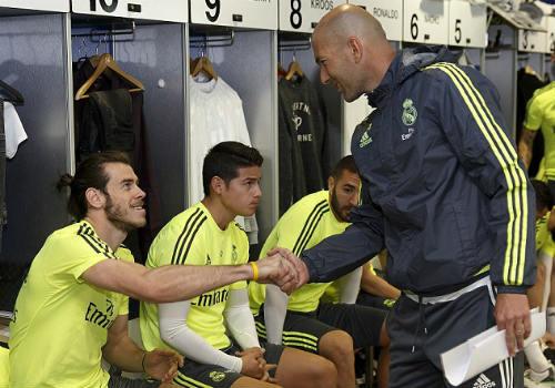 Real: Zidane và tham vọng tái tạo Dải ngân hà - 2