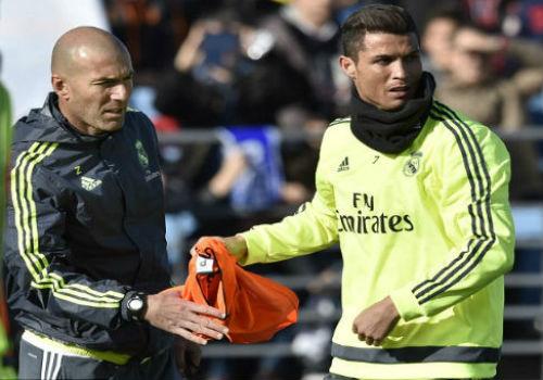 Real: Zidane và tham vọng tái tạo Dải ngân hà - 1