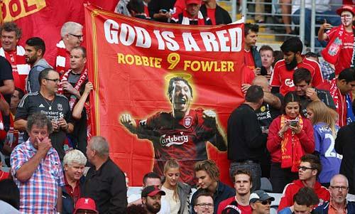 Gerrard & các huyền thoại Liverpool bùng nổ tại Úc - 6