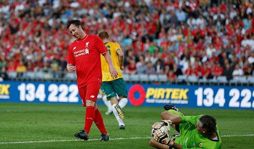 Gerrard & các huyền thoại Liverpool bùng nổ tại Úc - 7