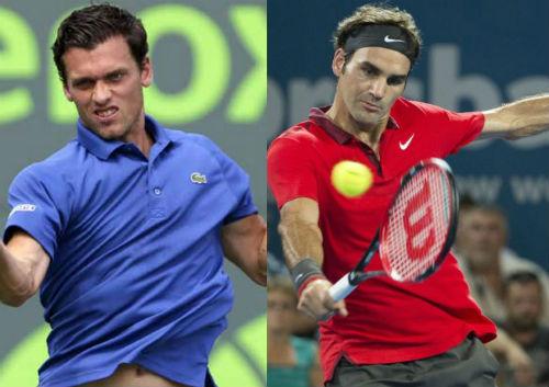 Federer - Kamke: Nhanh gọn nhẹ (V2 Brisbane) - 1