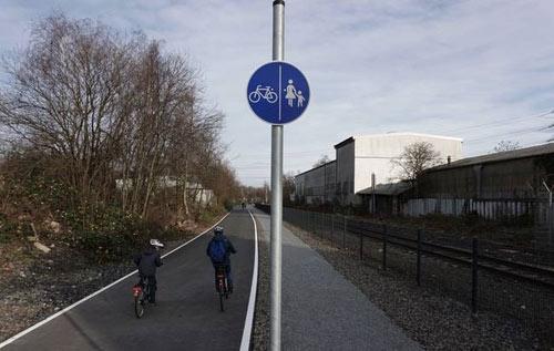 Mê mẩn cao tốc dài 100 km dành cho... xe đạp - 6