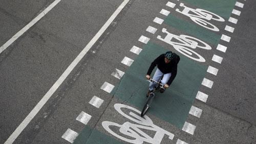 Mê mẩn cao tốc dài 100 km dành cho... xe đạp - 2