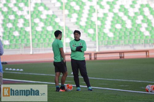 U23 Nhật Bản - U23 Việt Nam: Học hỏi và thử nghiệm - 7