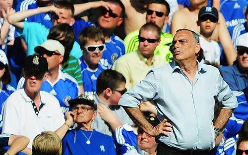 """Chelsea: Sự khác biệt từ những vị tướng """"chữa cháy"""" - 2"""