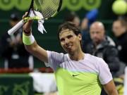 Thể thao - Nadal - Haase: Sức mạnh tuyệt đối (V2 Qatar Open)