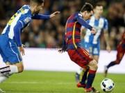 Bóng đá - Barca – Espanyol: Siêu phẩm và bạo lực