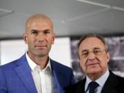 Bóng đá - Real Madrid bị mất trí mới bổ nhiệm Zidane