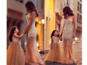 Bạn trẻ - Cuộc sống - Những hình ảnh tuyệt đẹp của mẹ và con gái