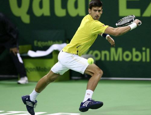 Djokovic vs Mayer - 3