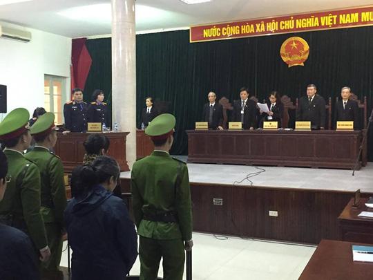 """""""Đại án"""" 2.500 tỉ: Cựu Tổng GĐ Agribank lãnh 22 năm tù - 1"""