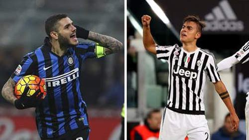 """Serie A trước vòng 19: Sàn diễn của """"chân dài"""" Argentina - 1"""