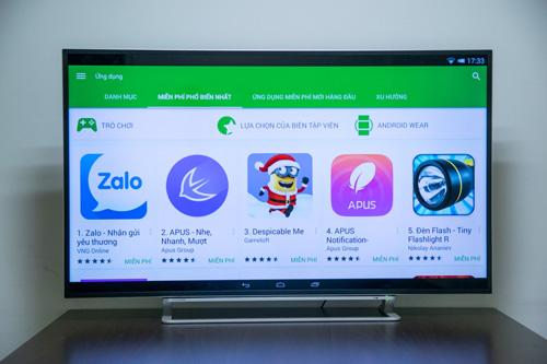 Vì sao chọn TV Android 4K từ Toshiba? - 1