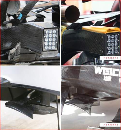 Sao chép Mercedes: Làng F1 không thể tránh - 2