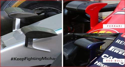 Sao chép Mercedes: Làng F1 không thể tránh - 3