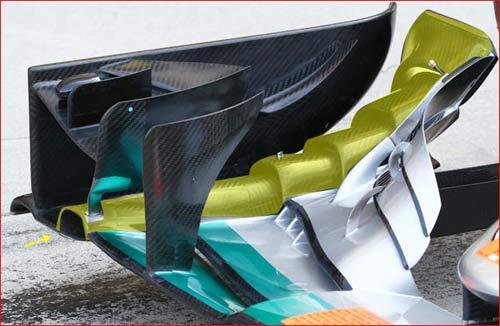Sao chép Mercedes: Làng F1 không thể tránh - 5