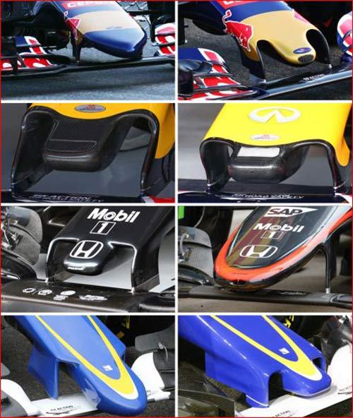 Sao chép Mercedes: Làng F1 không thể tránh - 6