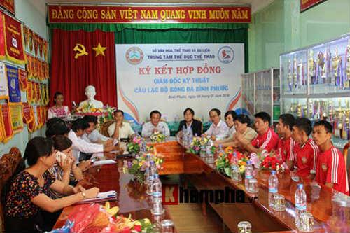 Tiền vệ Minh Phương chính thức ngồi ghế Giám đốc kỹ thuật - 1
