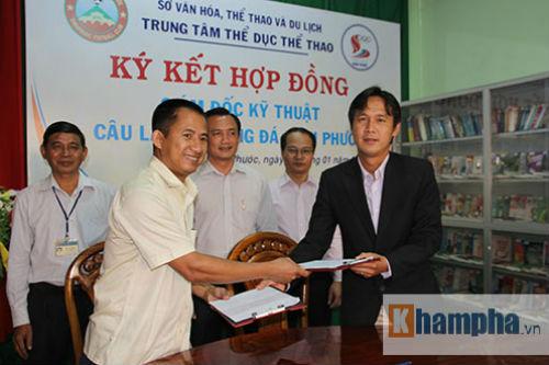 Tiền vệ Minh Phương chính thức ngồi ghế Giám đốc kỹ thuật - 2