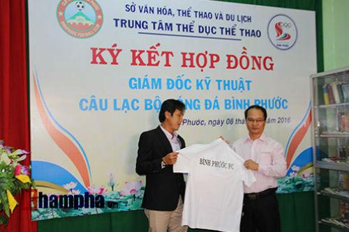 Tiền vệ Minh Phương chính thức ngồi ghế Giám đốc kỹ thuật - 3