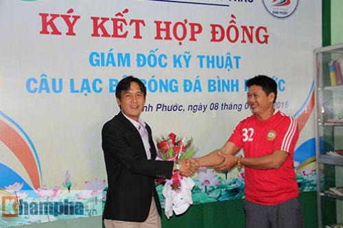 Tiền vệ Minh Phương chính thức ngồi ghế Giám đốc kỹ thuật - 4