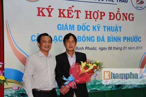 Tiền vệ Minh Phương chính thức ngồi ghế Giám đốc kỹ thuật - 5