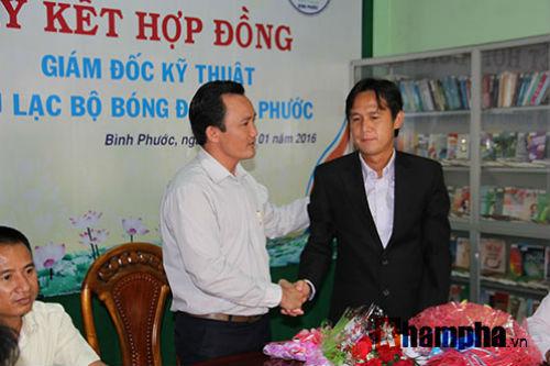 Tiền vệ Minh Phương chính thức ngồi ghế Giám đốc kỹ thuật - 6