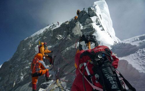 Sự thật ít biết về đỉnh Everest - 2
