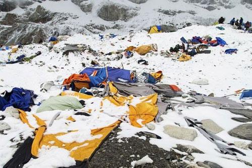 Sự thật ít biết về đỉnh Everest - 5