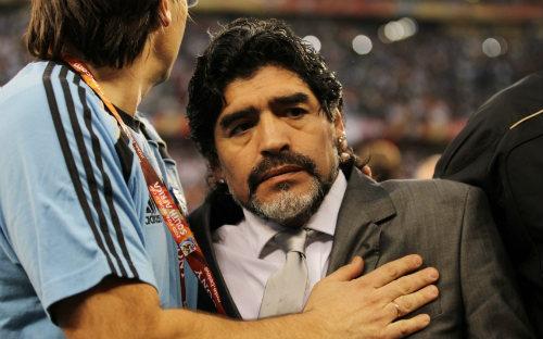 Maradona và 10 huyền thoại thảm bại nghiệp cầm quân - 1
