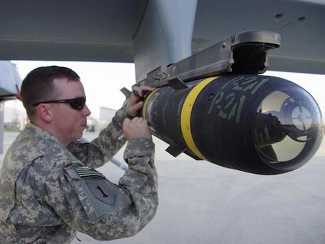 """Tên lửa Mỹ """"đi lạc"""" sang Cuba - 1"""
