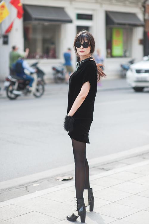 Hoa hậu Thu Thủy khoe vẻ đẹp 'quên tuổi' - 6